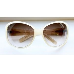 Ivory Juicy Couture Amy/S 0W90 8O sunglasses